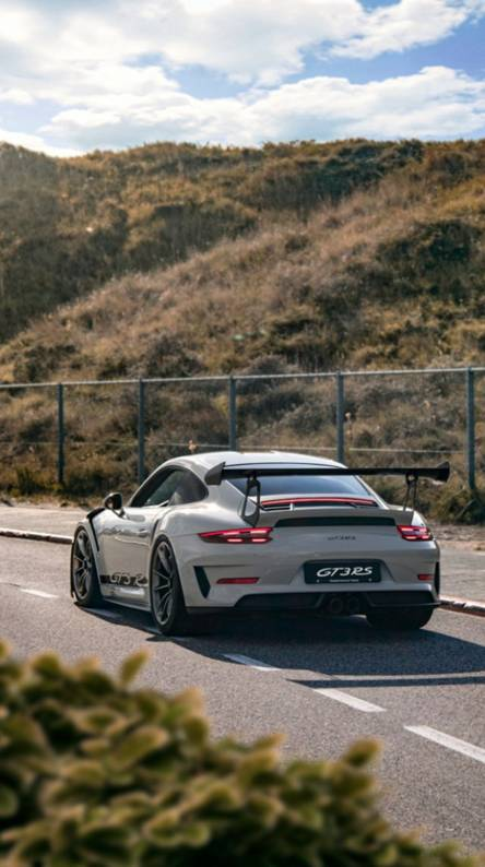 Porsche 911 Gt3rs Wallpaper Posted By Sarah Thompson