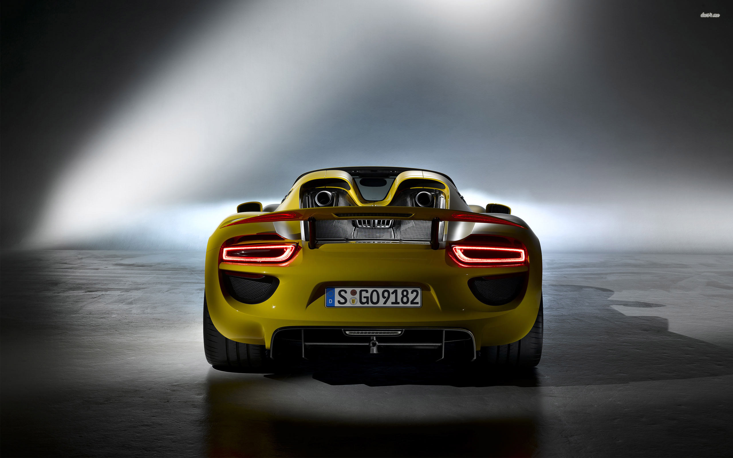 Porsche 918 Wallpapers Posted By Ethan Johnson