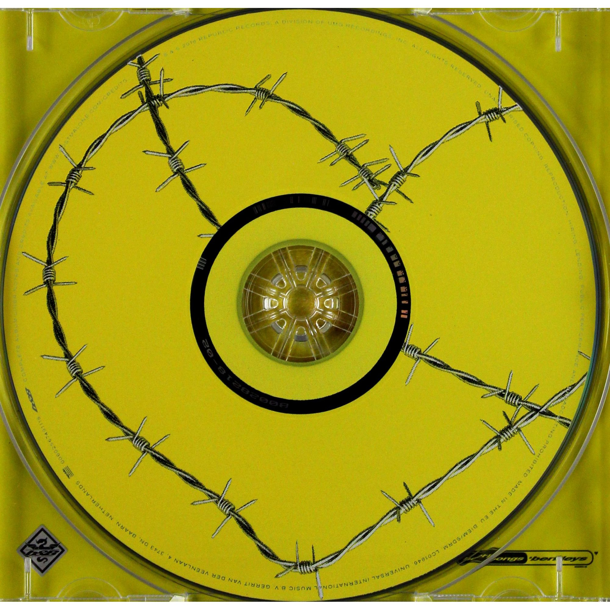 Post Malone Beerbongs And Bentleys Album Cover Posted By Zoey Mercado