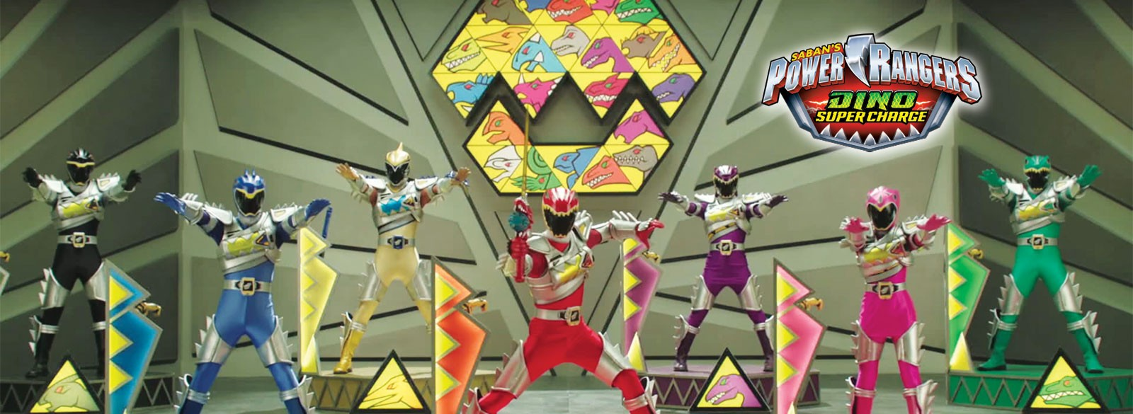 Power Rangers Dino Charge Wallpapers Posted By John Walker