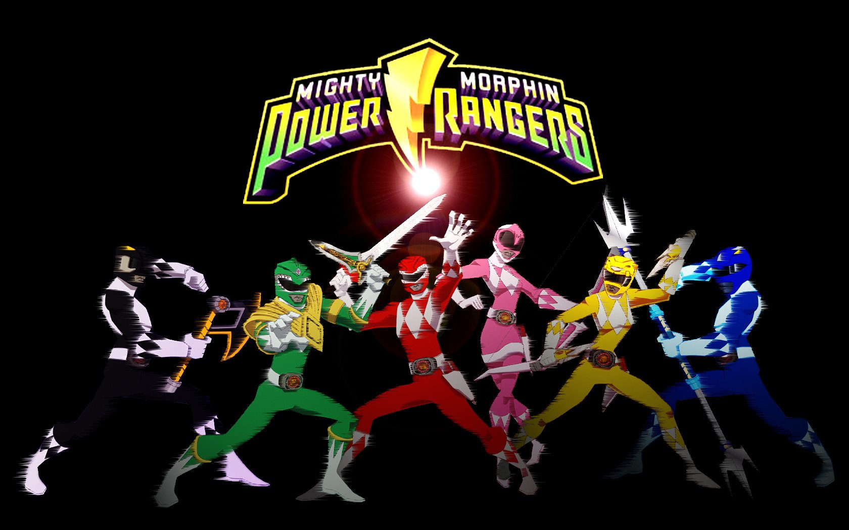 Power Rangers Hd Wallpapers Posted By Samantha Johnson