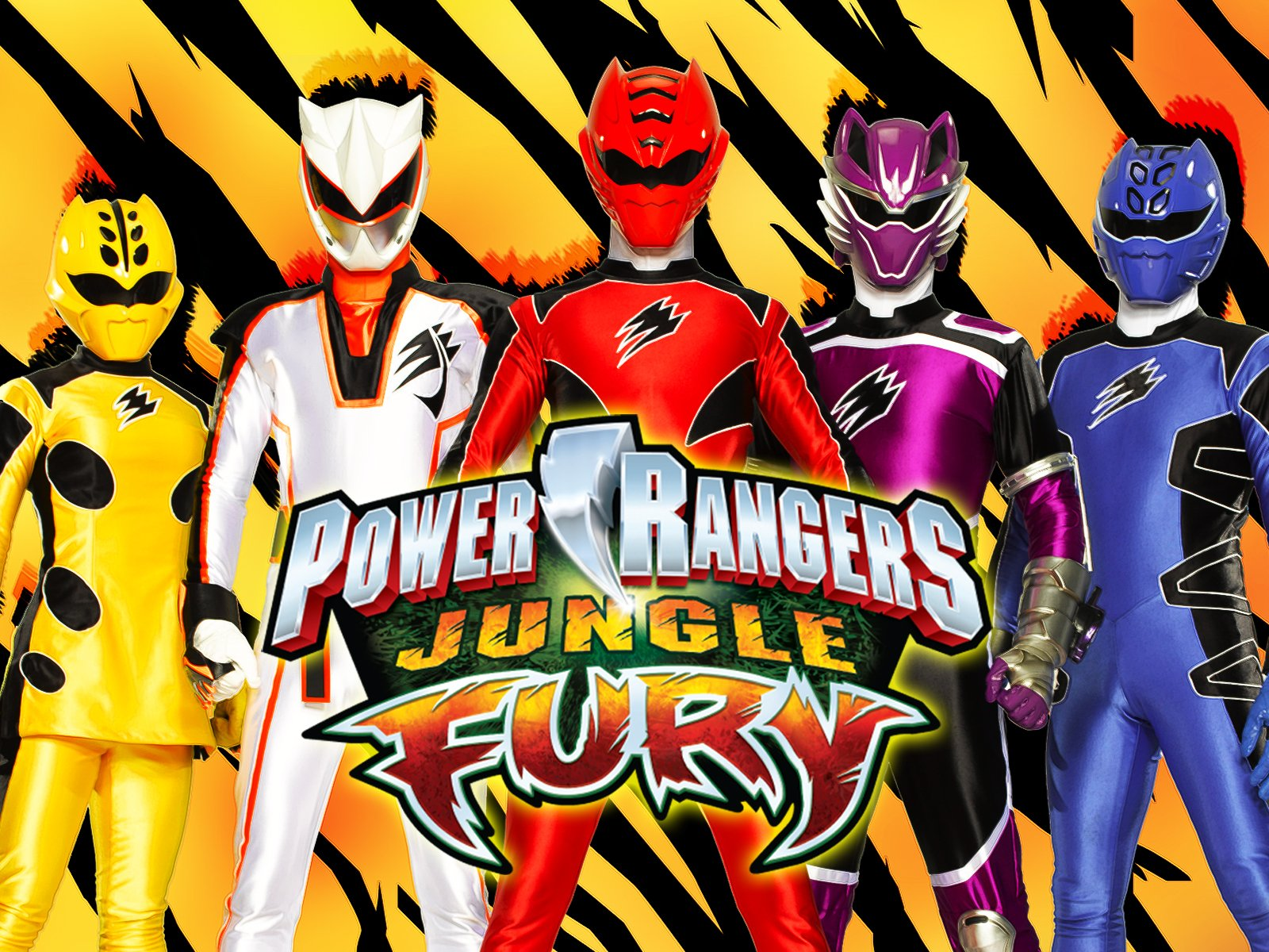 Power Rangers Jungle Fury Wallpapers Posted By Christopher Sellers