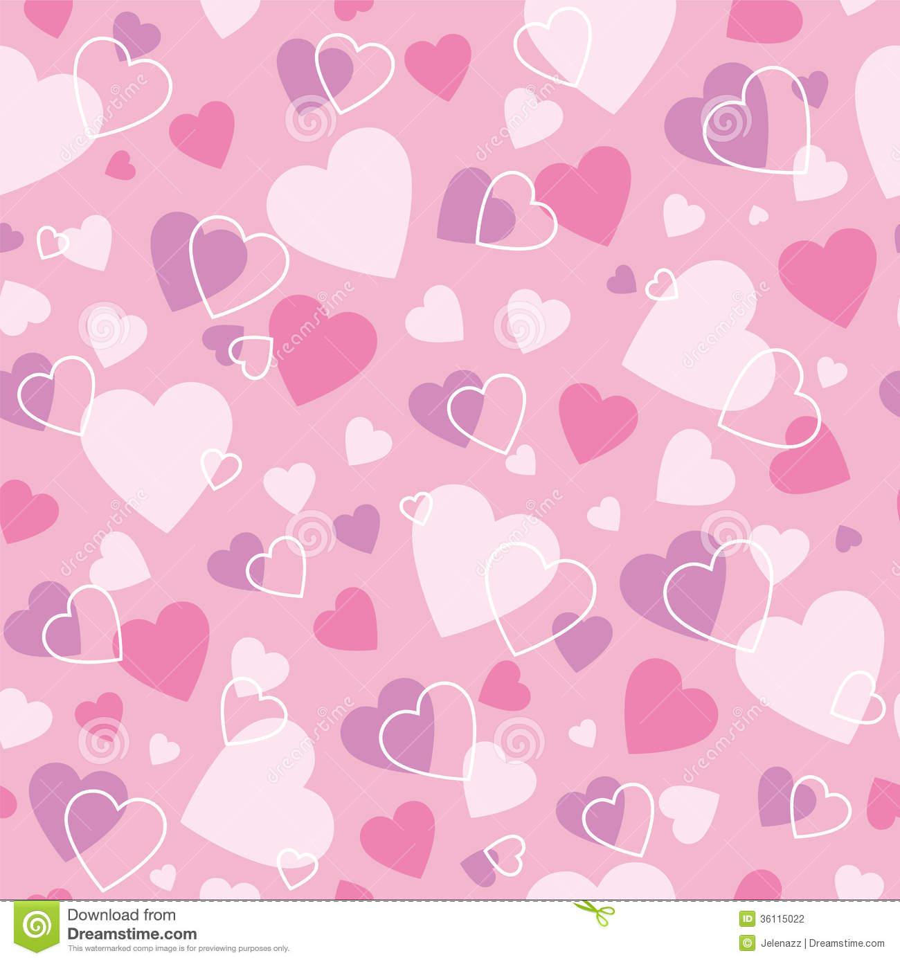 Free download Cute Pink Heart Wallpaper Pretty pink he
