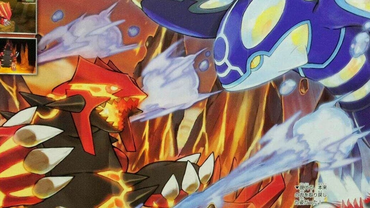 Primal Groudon Wallpapers Posted By Ryan Walker