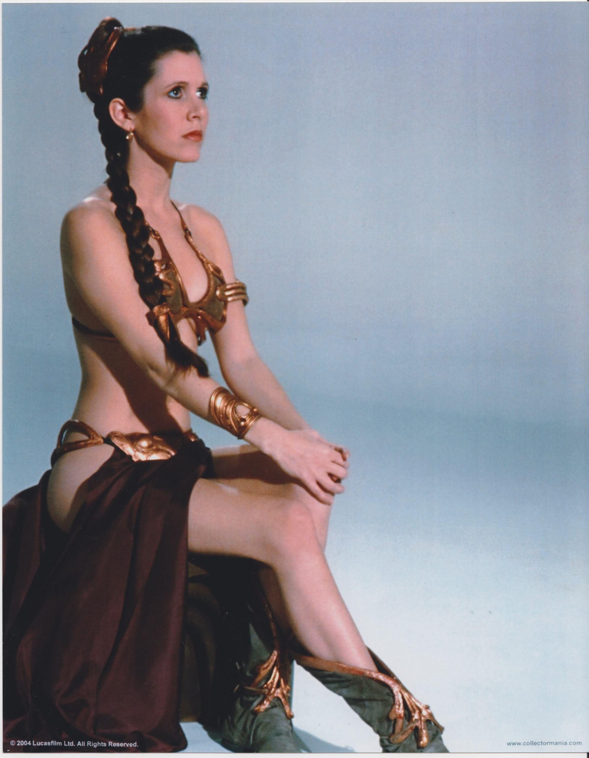 Princess Leia Slave Wallpaper 61 images