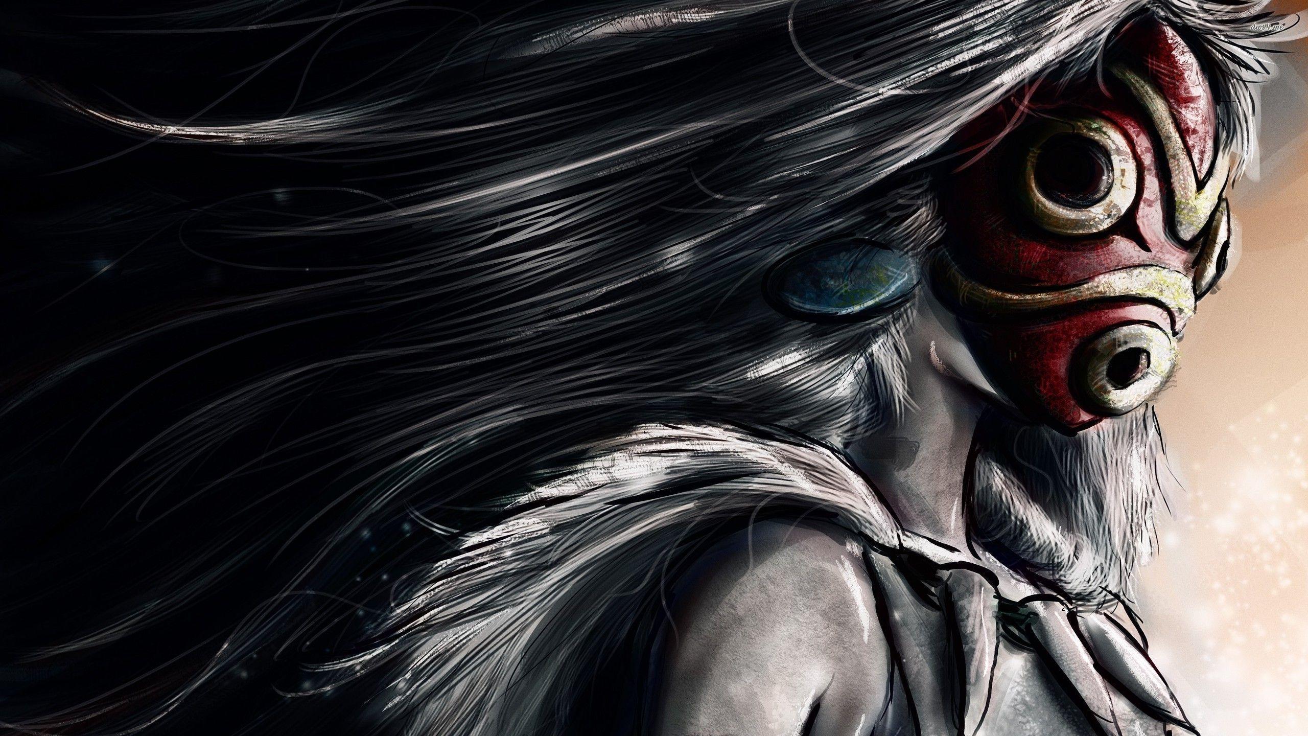 Princess Mononoke Desktop Background Posted By Ryan Johnson