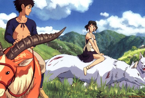 Princess Mononoke Wallpaper Hd Posted By John Simpson