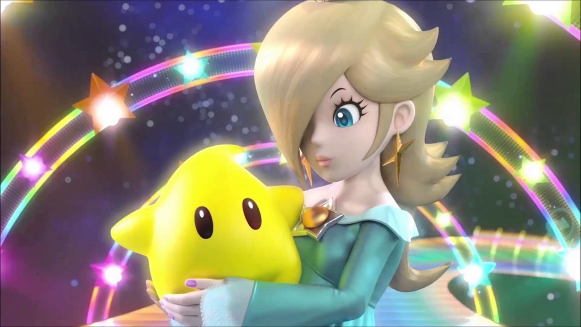 Princess Peach And Rosalina Wallpapers Posted By Ethan Tremblay
