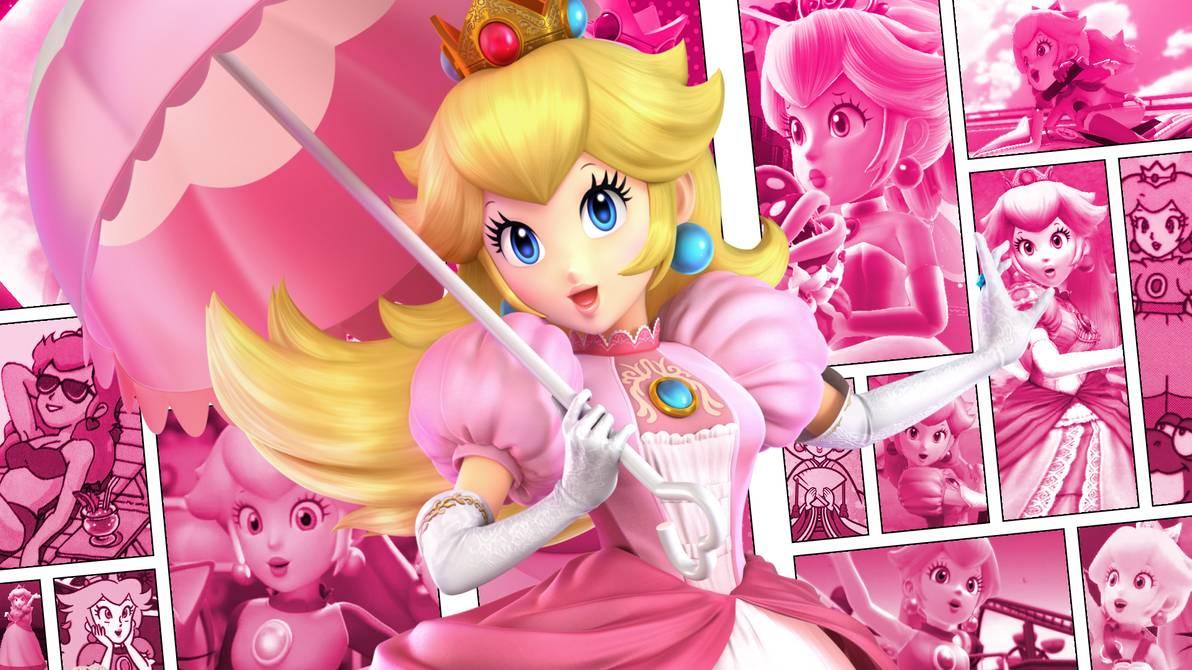 Cute Princess Peach Background Princess Peach Wallpaper Posted By Ryan Mercado princess peach wallpaper posted by ryan