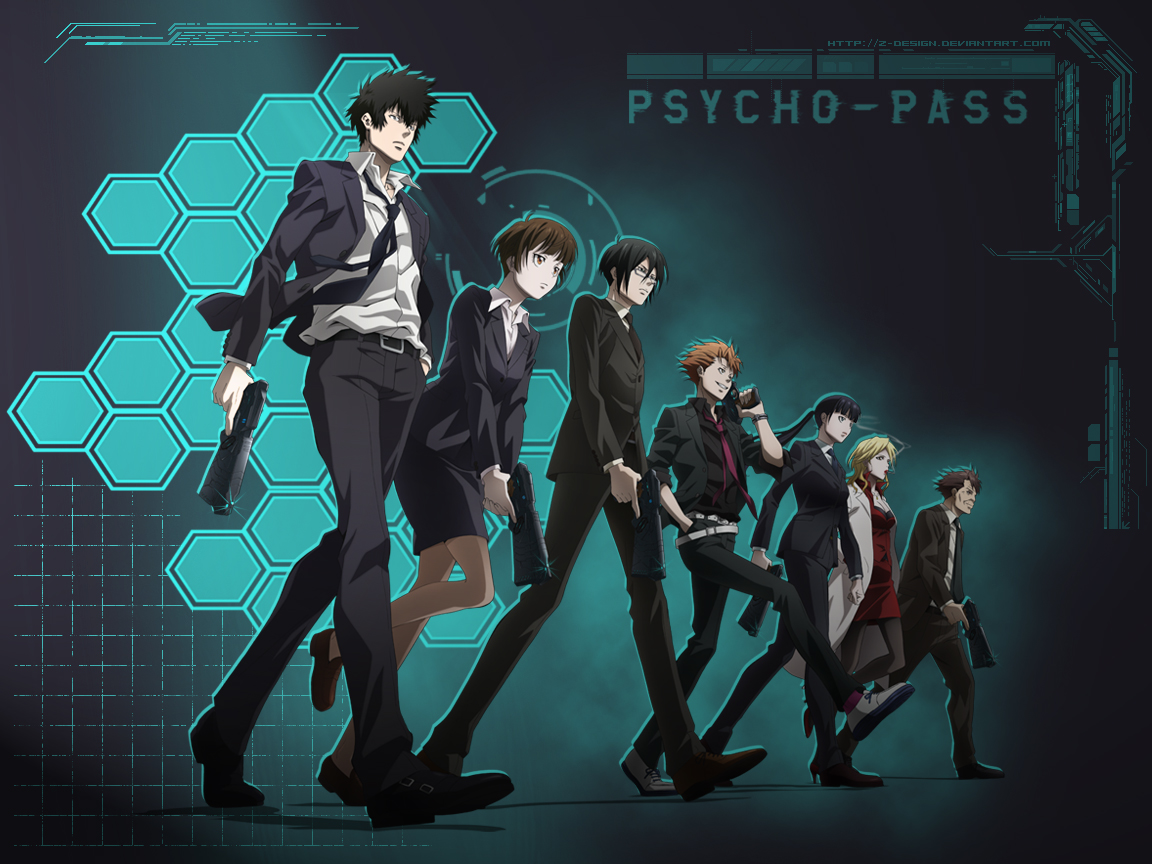 Psycho Pass Wallpapers Posted By Samantha Anderson