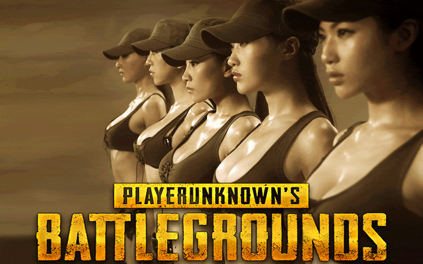 Pubg Girls posted by Ethan Anderson