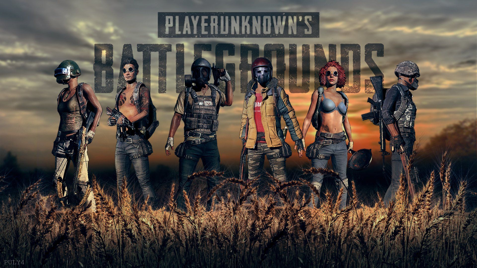 Pubg Hd Wallpaper Posted By Ryan Anderson