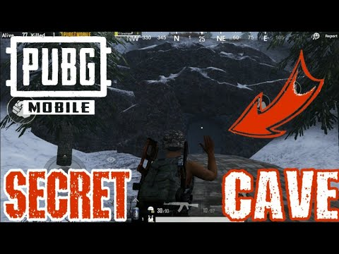 Vikendi Secret Cave Map