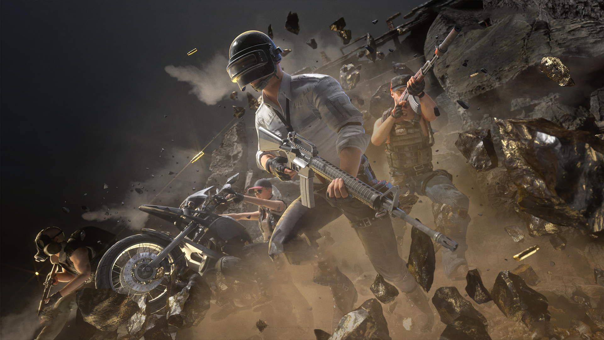 Pubg Wallpaper 1080p Posted By Sarah Anderson