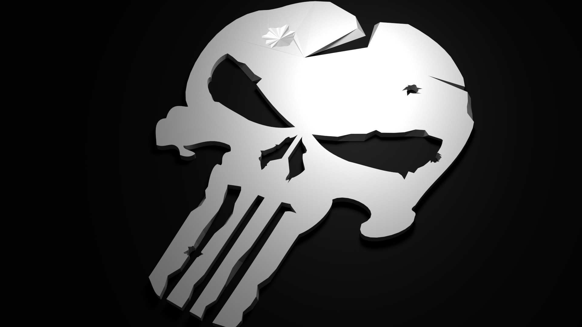 Punisher Wallpaper 1920x1080 Posted By Michelle Sellers