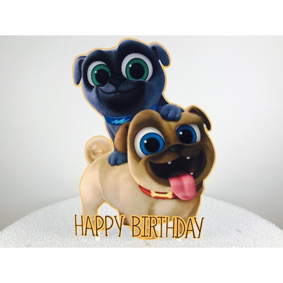 Puppy Dog Pals Images Posted By John Tremblay