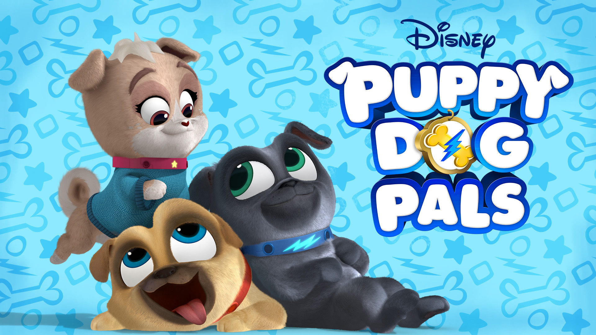 Puppy Dog Pals Wallpapers Posted By John Johnson