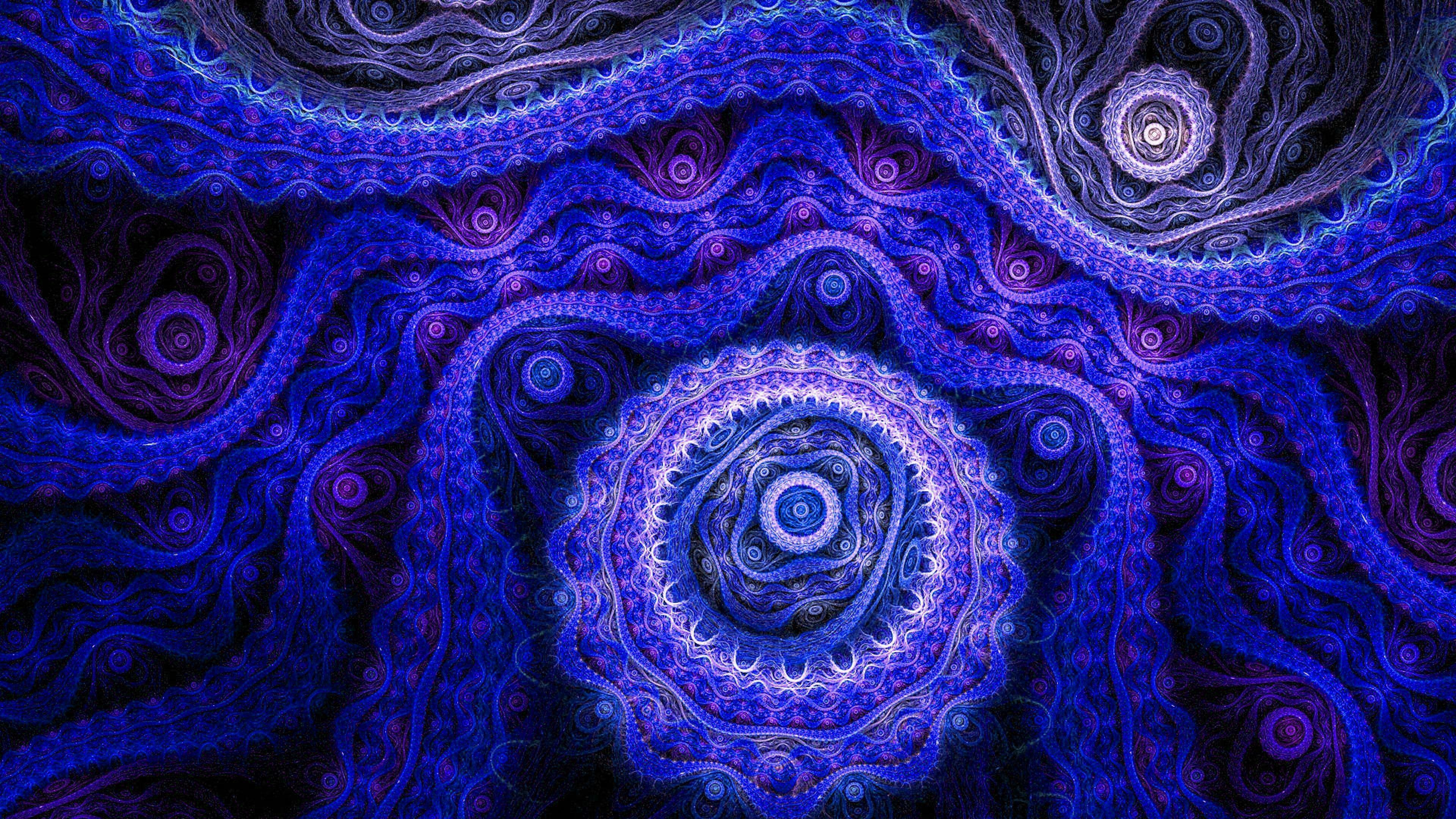 Purple 4k Wallpaper Posted By Christopher Peltier