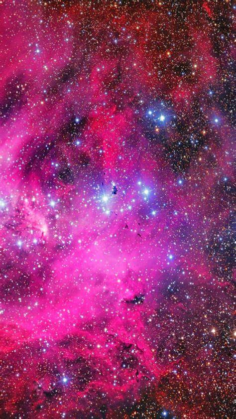 ImageSpace Pink And Purple Galaxy Wallpaper gmispace.com