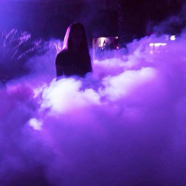 Purple Girl Aesthetic Posted By Samantha Thompson