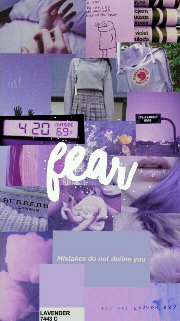 Purple Wallpaper Aesthetic Posted By Sarah Peltier