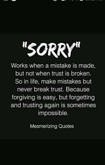 Trust Broken Quotes For Friendship