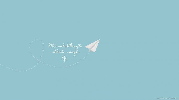 minimalism, Quote Wallpapers HD Desktop and Mobile Backgrounds