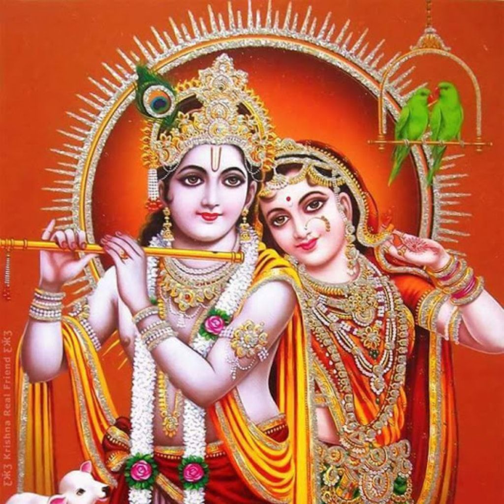 Radha Krishna Hd Wallpapers Full Size Posted By Zoey Walker