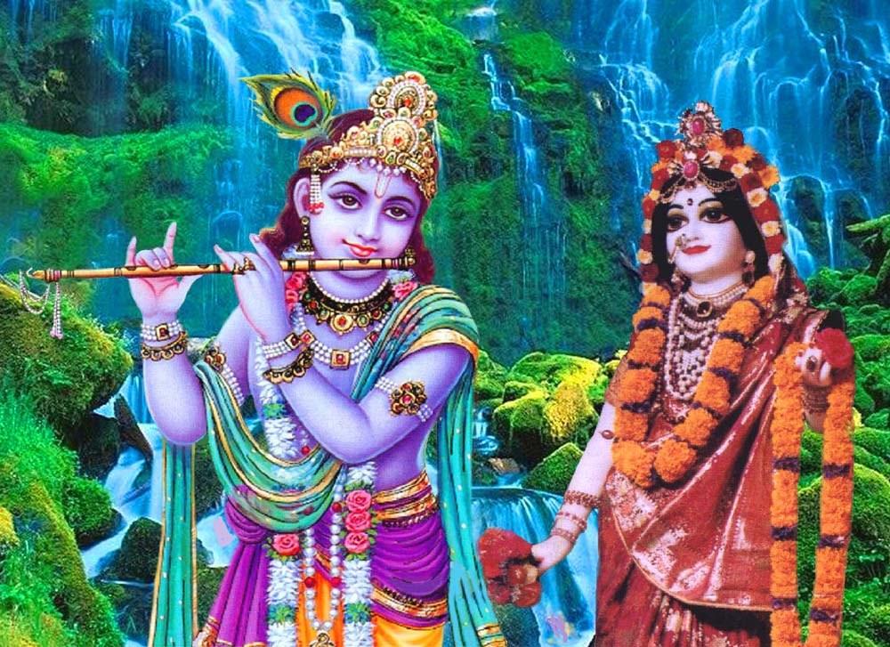 Radha Krishna Wallpaper Hd 3d Full Size 45 Pictures