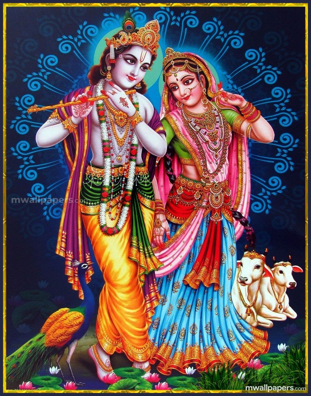 Best Radha Krishna HD Photos and Wallpapers 1080p Krishna