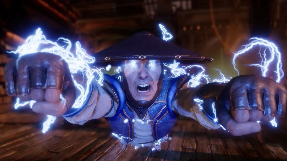 Raiden Mortal Kombat Wallpapers Posted By Ethan Simpson