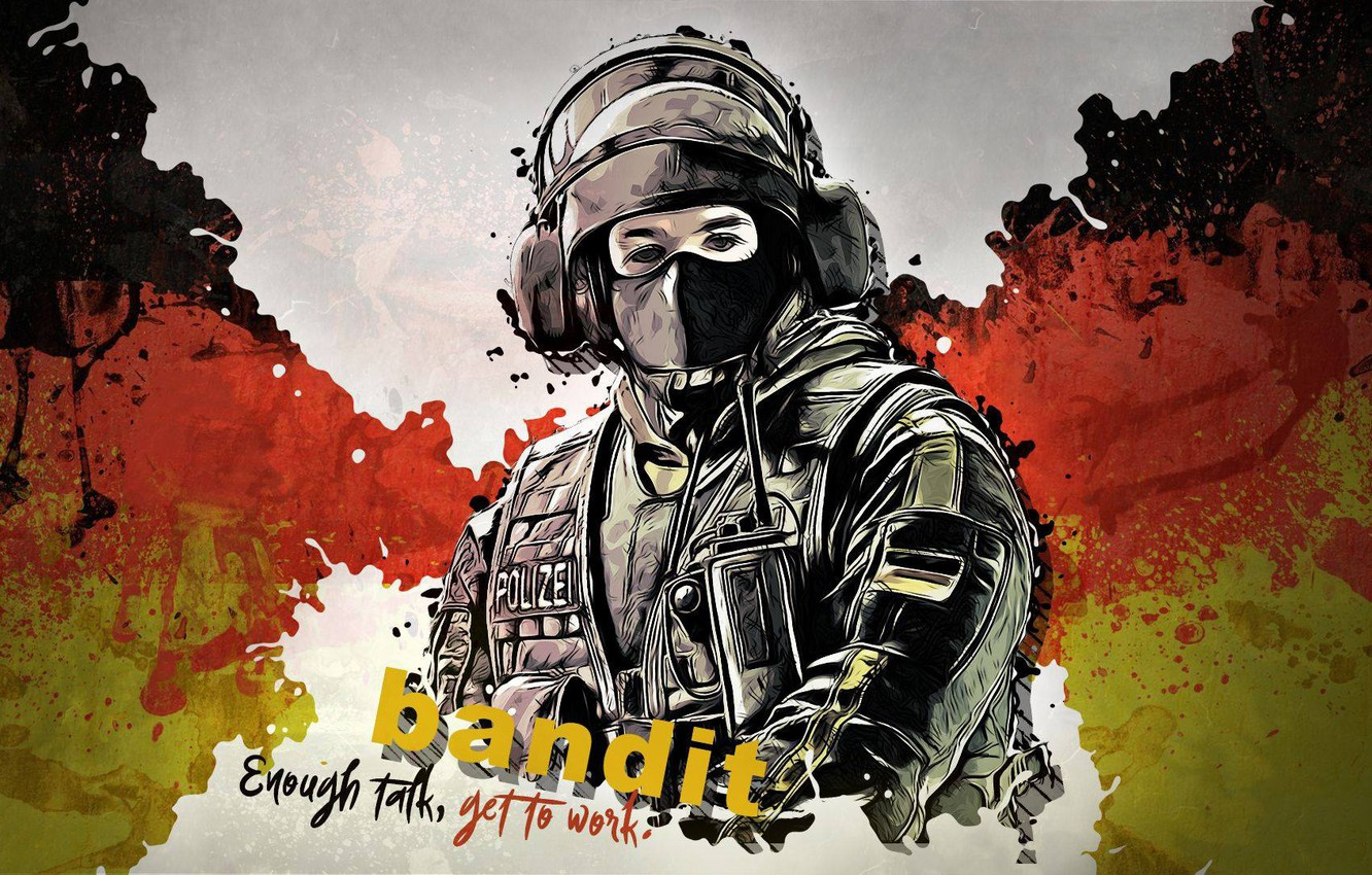 Rainbow 6 Siege Wallpapers Posted By Sarah Anderson