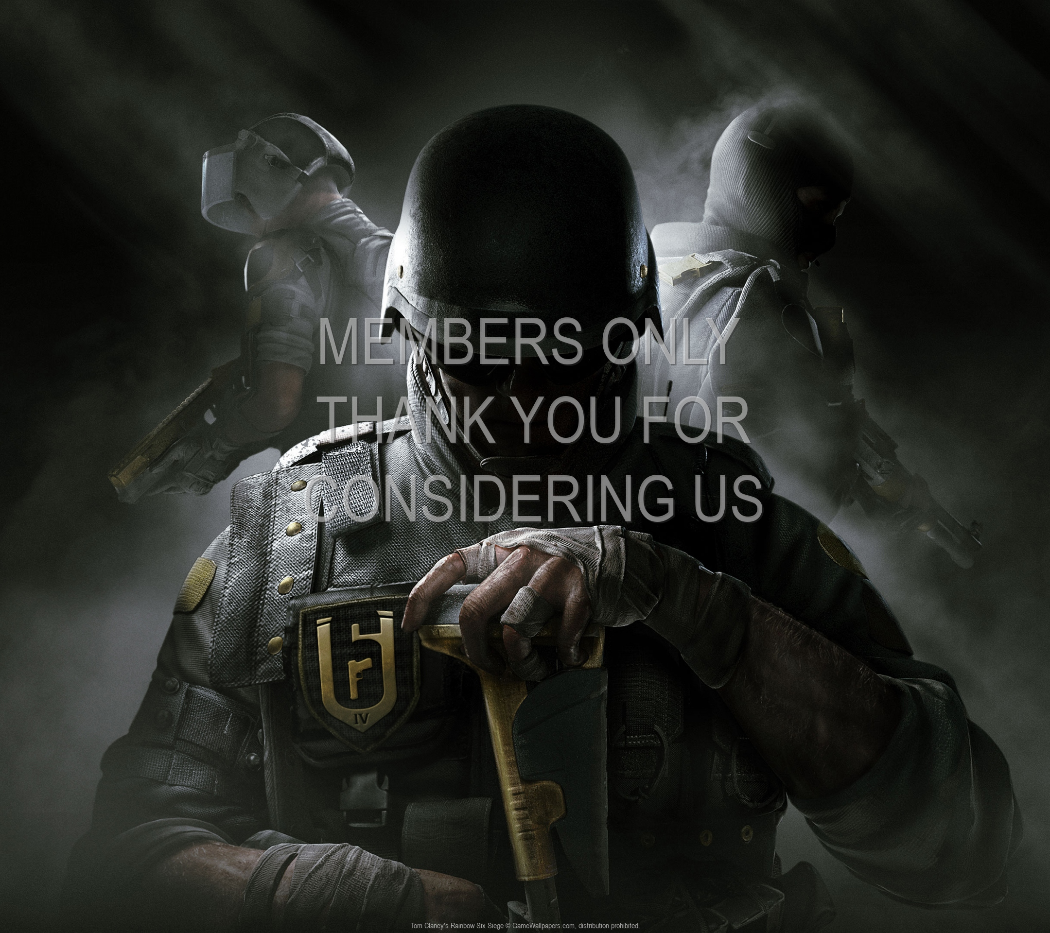 Rainbow 6 Siege Wallpapers Posted By Sarah Simpson