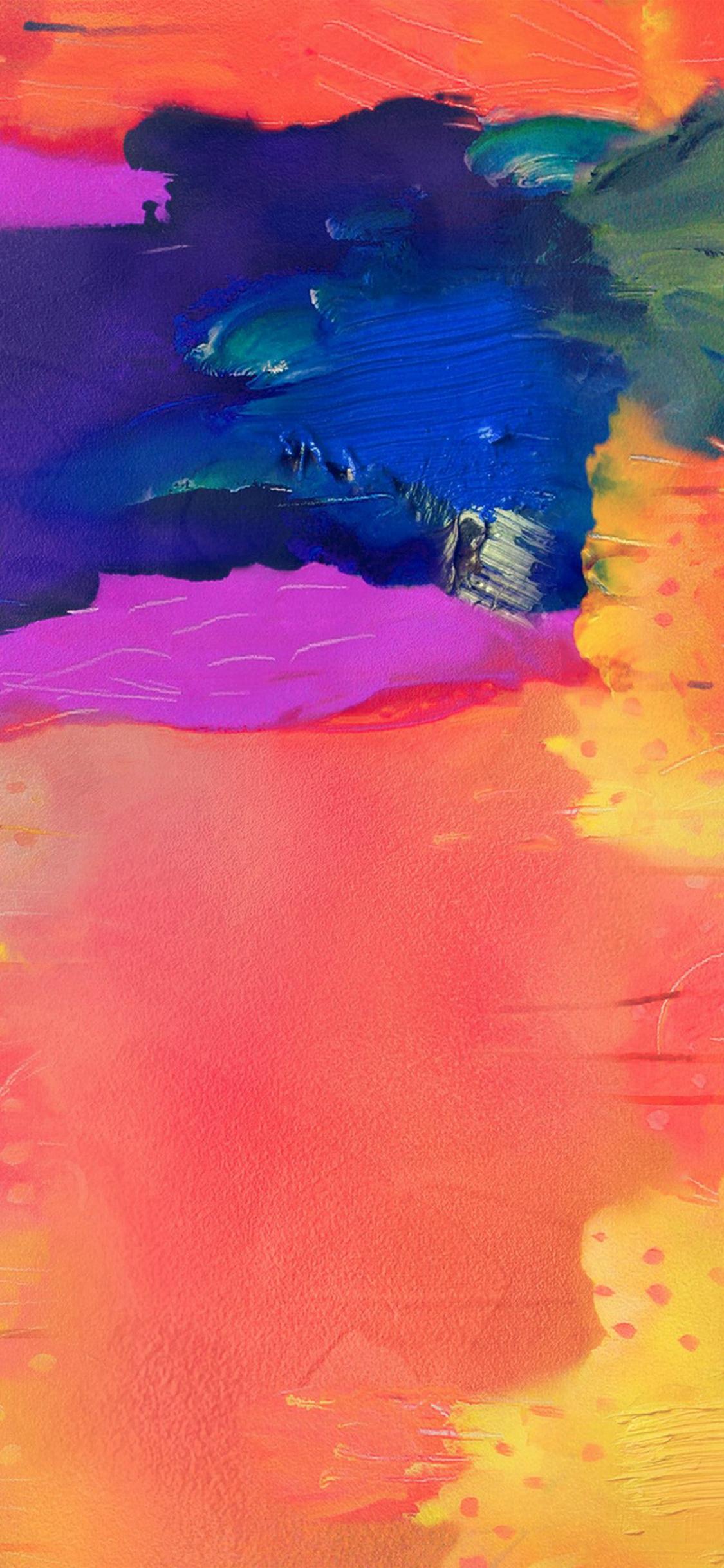 Rainbow Galaxy Wallpaper Posted By Ryan Walker