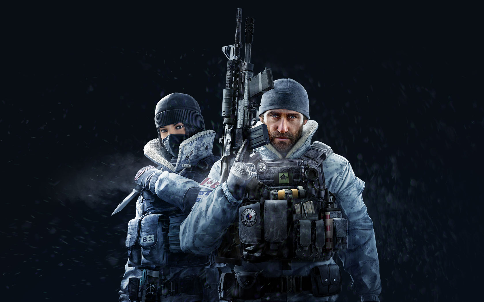 Rainbow Six Siege Frost Wallpaper Posted By Ethan Cunningham