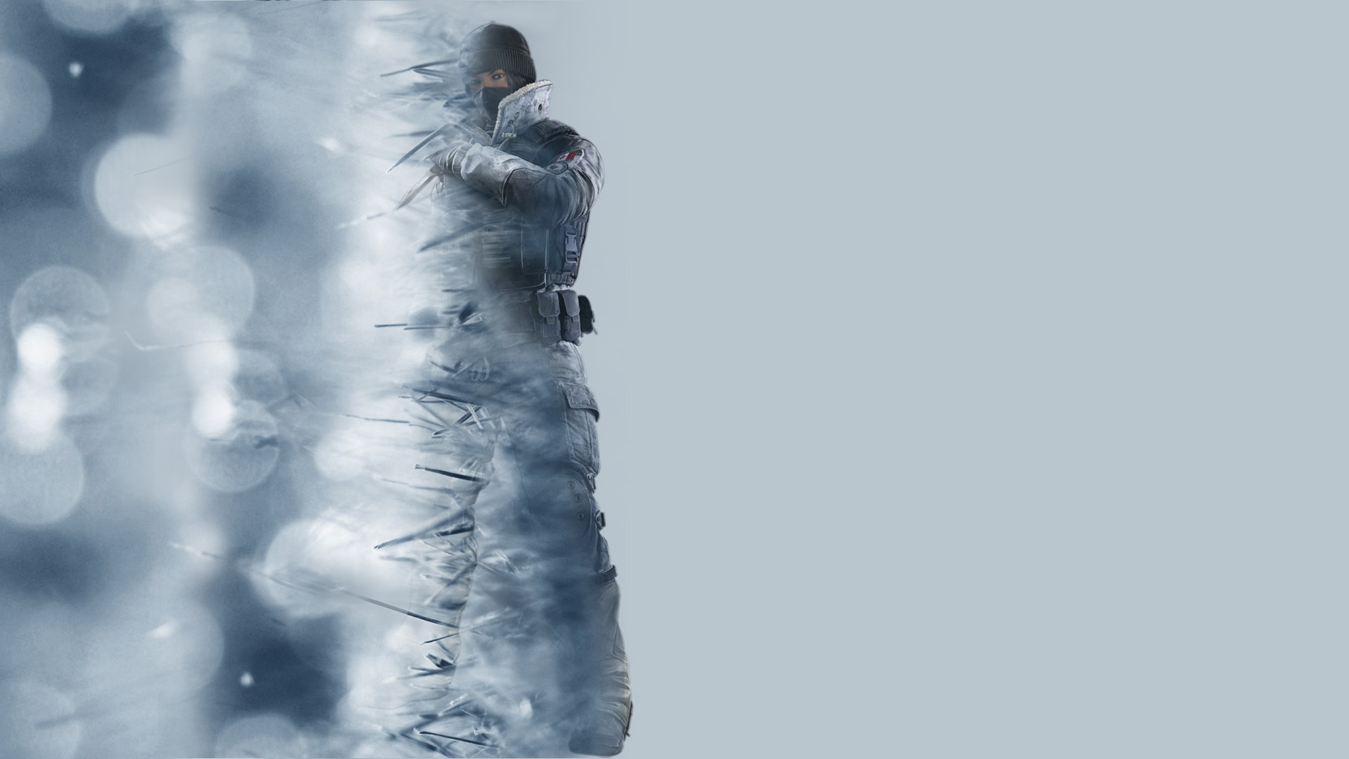 Rainbow Six Siege Frost Wallpaper Posted By Michelle Anderson