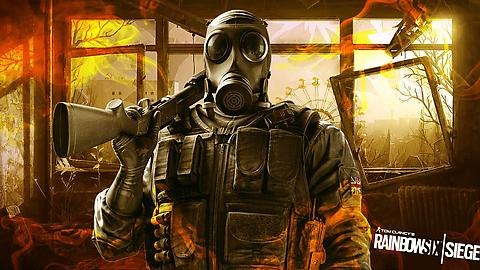 Rainbow Six Siege Smoke Wallpaper Posted By Ryan Anderson