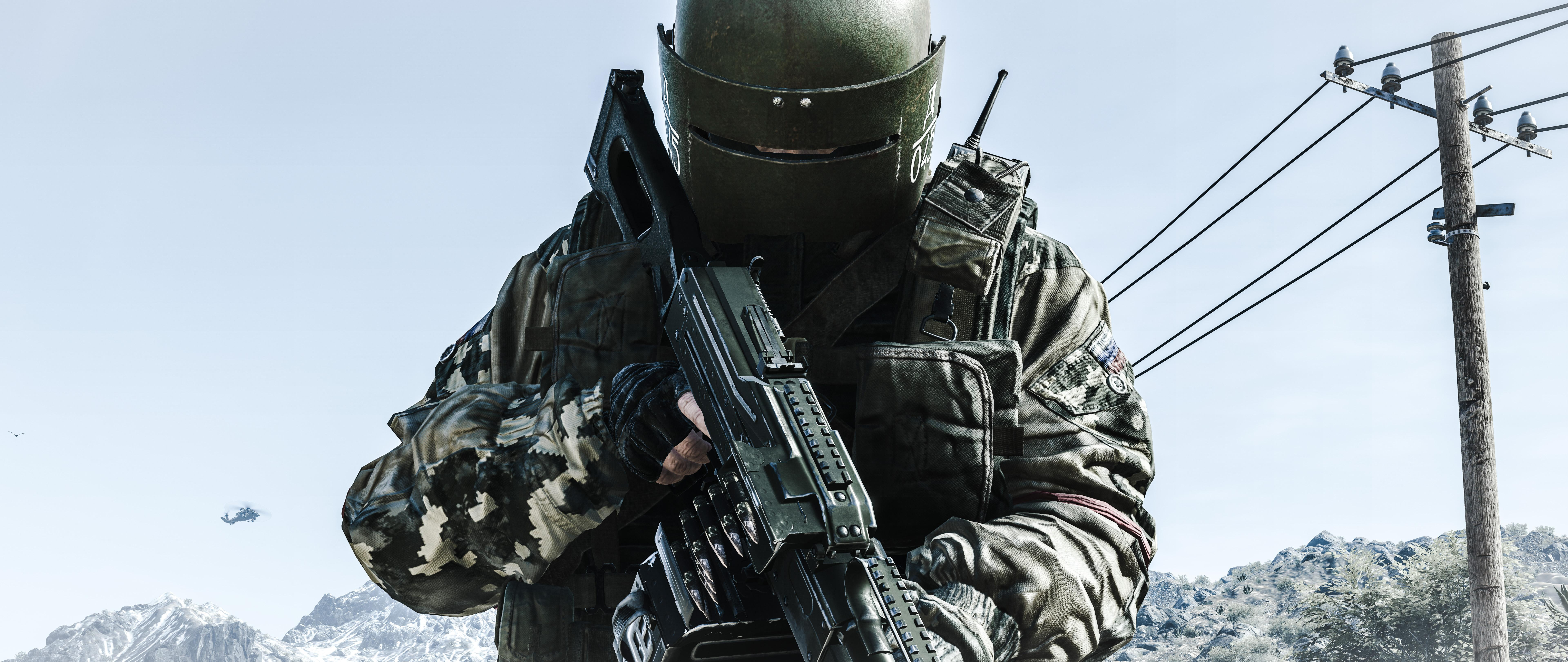Rainbow Six Siege Tachanka Wallpaper Posted By Sarah Thompson