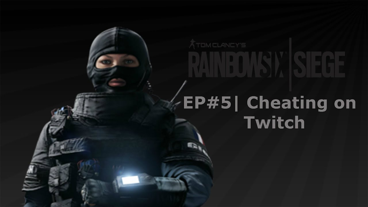 Rainbow Six Siege Twitch Wallpaper Posted By John Tremblay