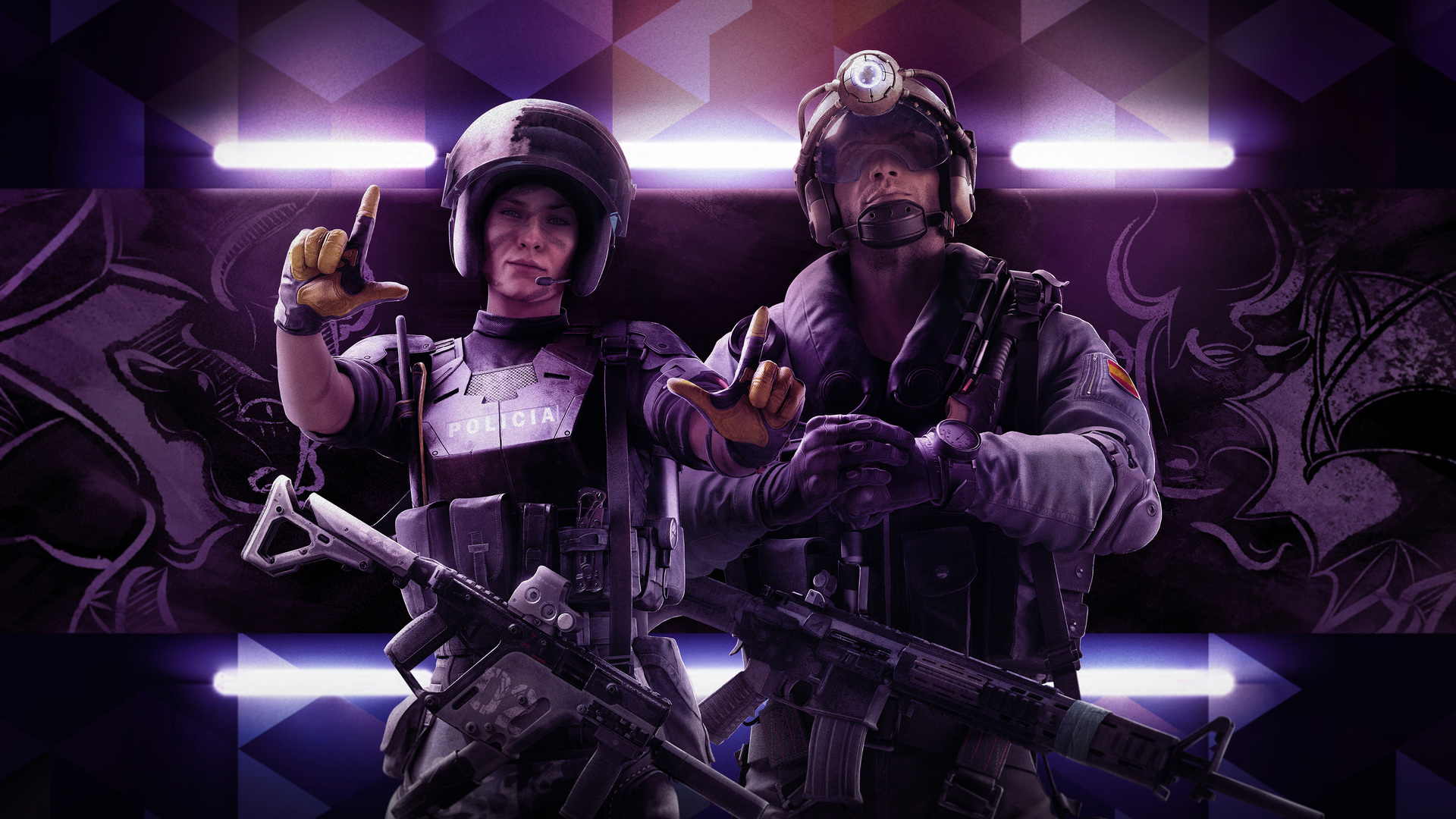 Rainbow Six Siege Wallpaper 1920x1080 Posted By Sarah Walker