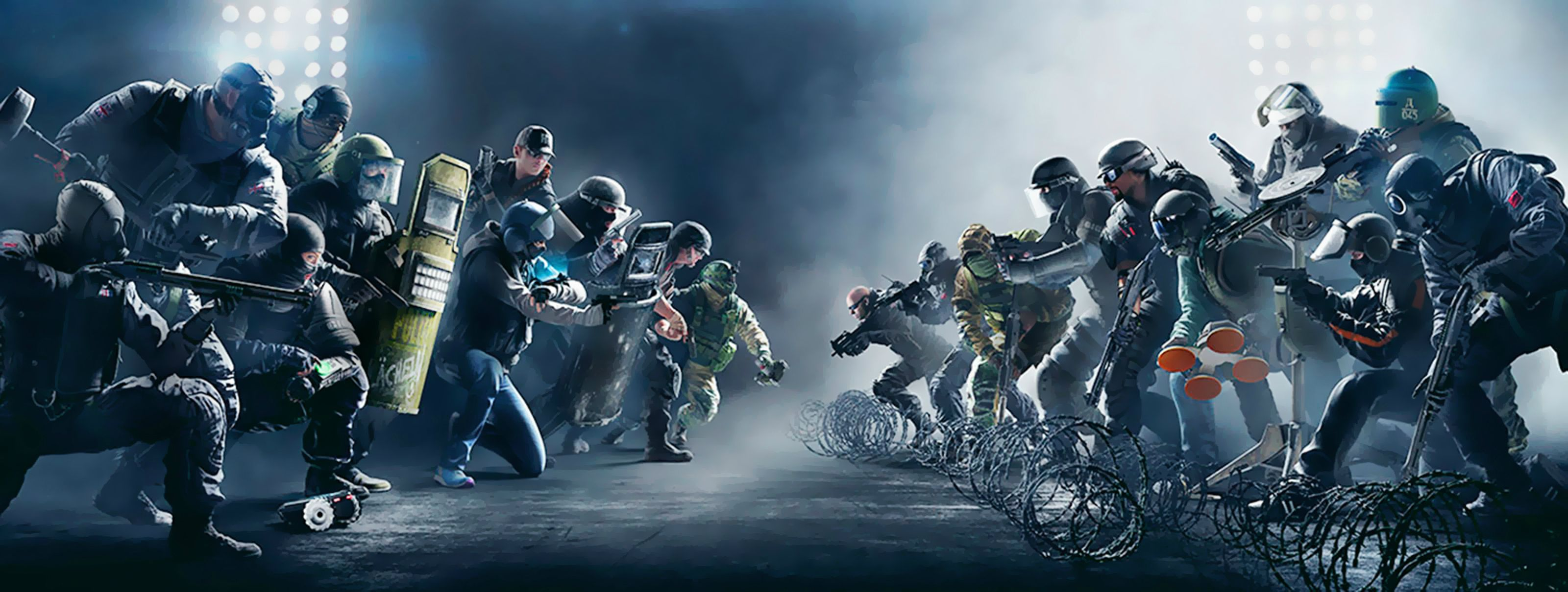 Rainbow Six Siege Wallpaper Posted By Zoey Johnson