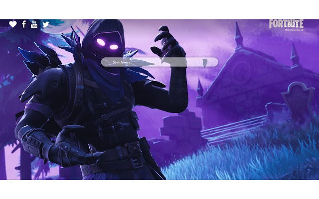 Raven Fortnite Wallpapers Posted By Ryan Tremblay
