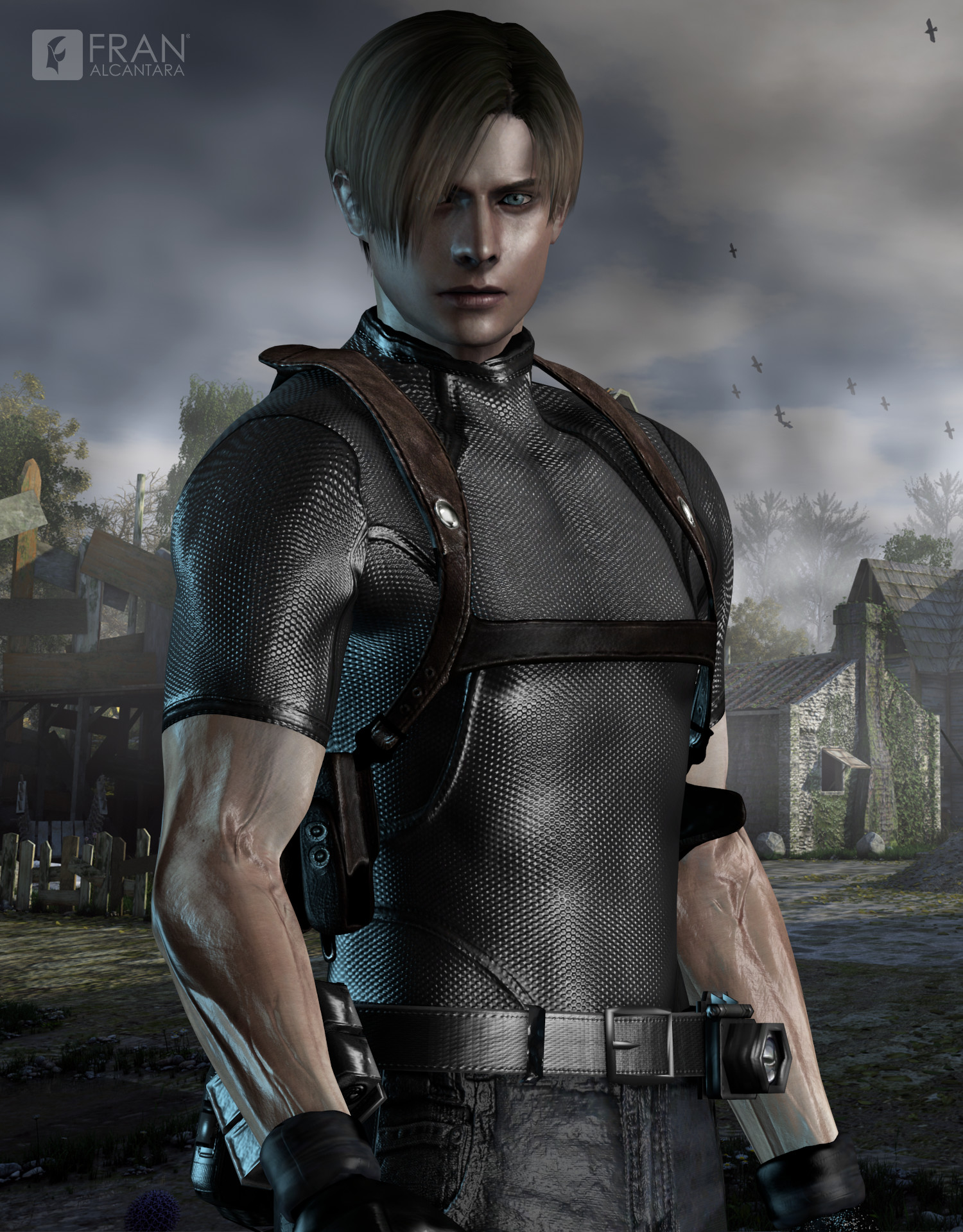 Re4 Wallpaper Posted By John Simpson