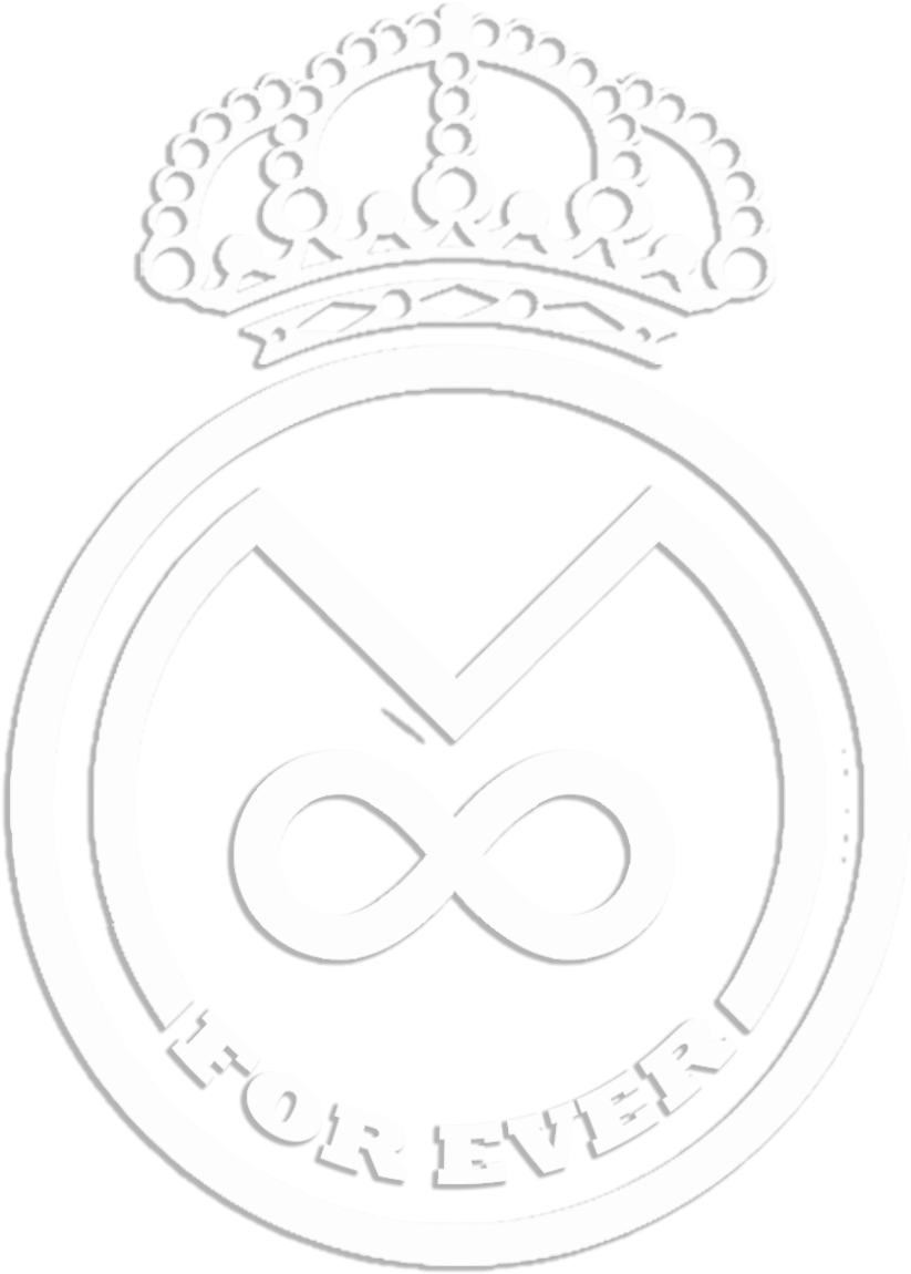 Real Madrid Logo Black And White Posted By Zoey Johnson