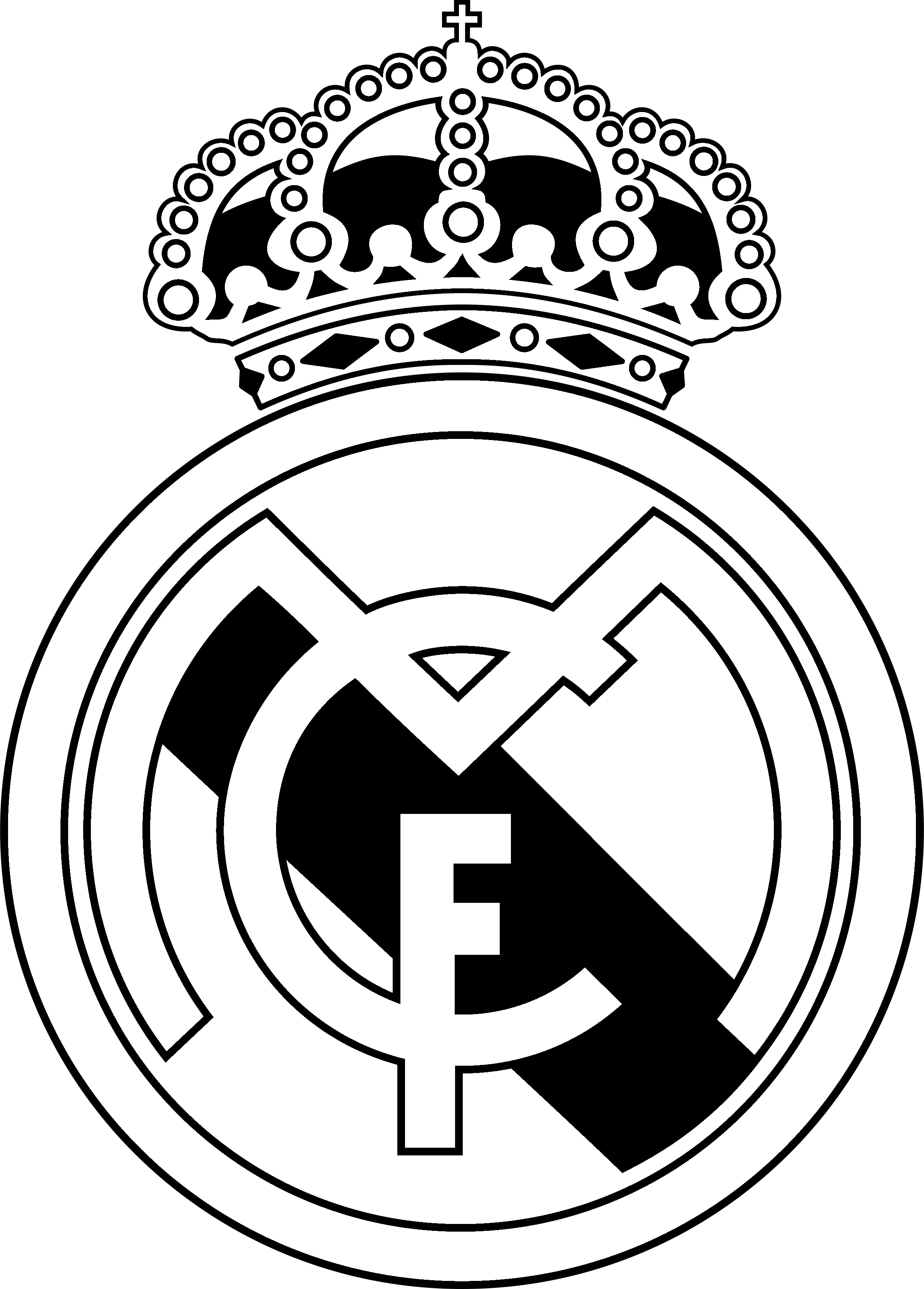 Real Madrid Logo Hd Posted By Christopher Cunningham