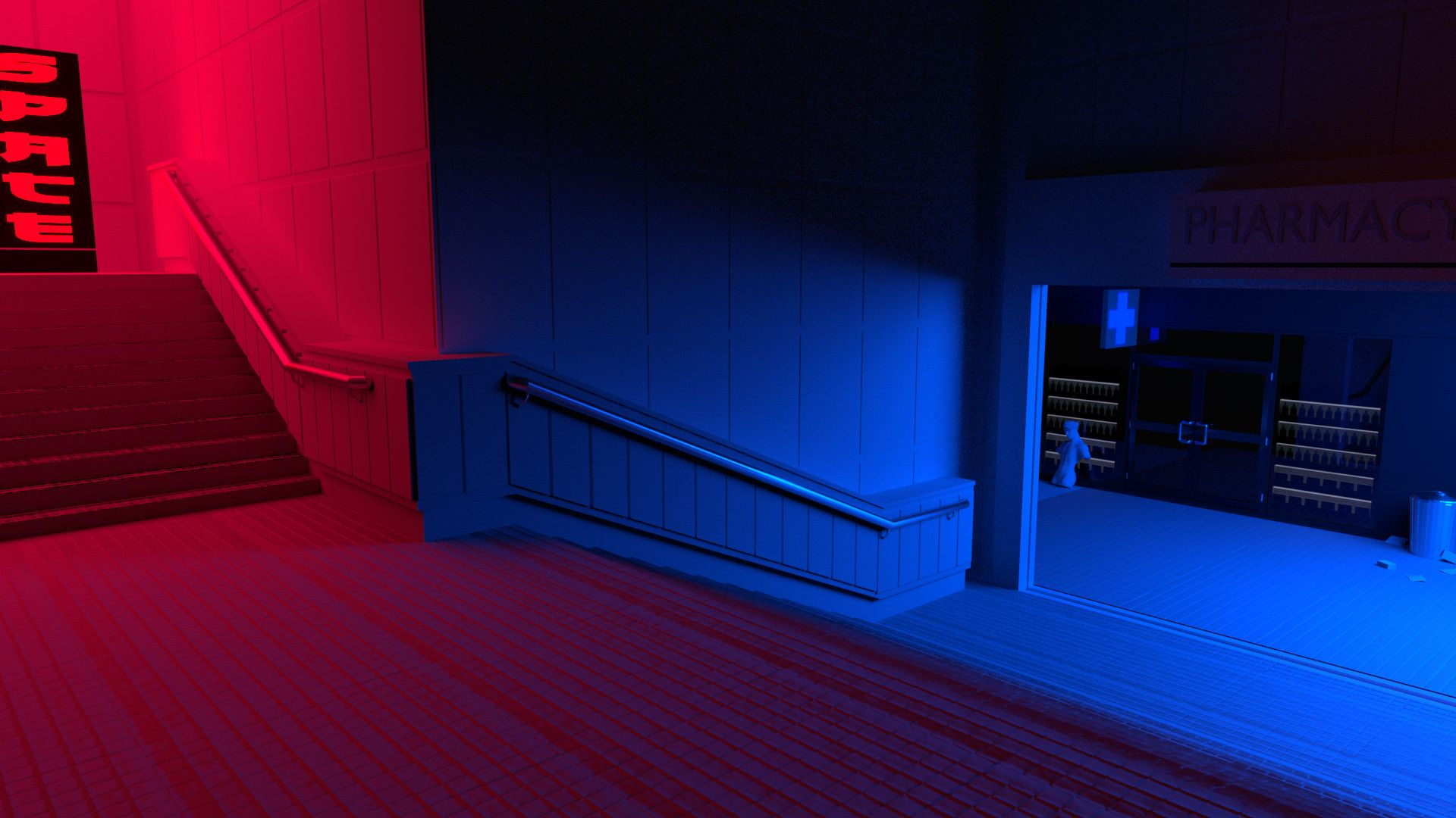 Red And Blue Wallpapers Posted By Ethan Thompson