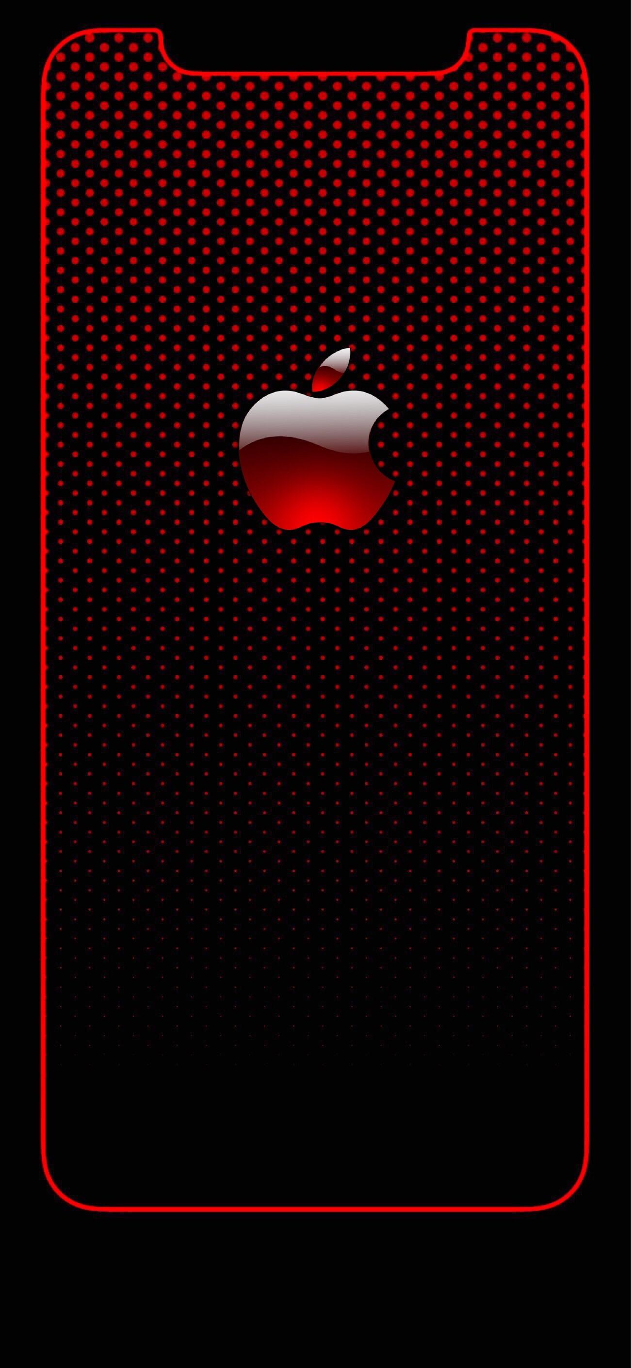 Red Apple Logo Wallpaper Posted By Zoey Mercado