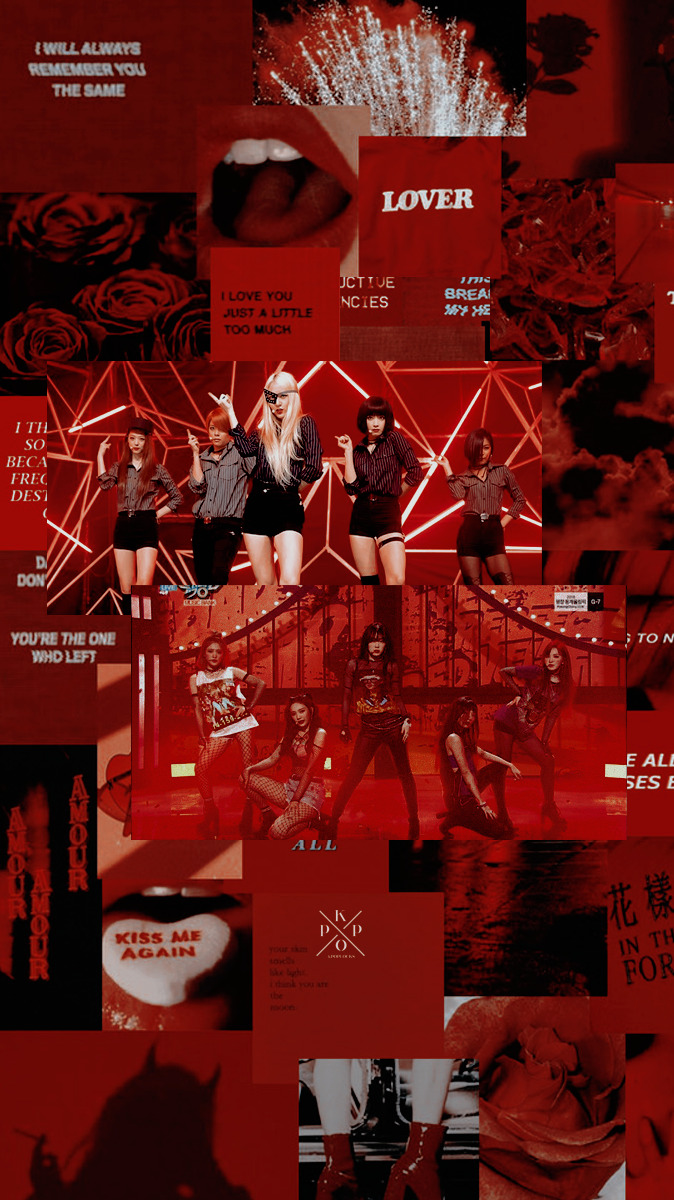 Red Background Tumblr Aesthetic Posted By Christopher Mercado