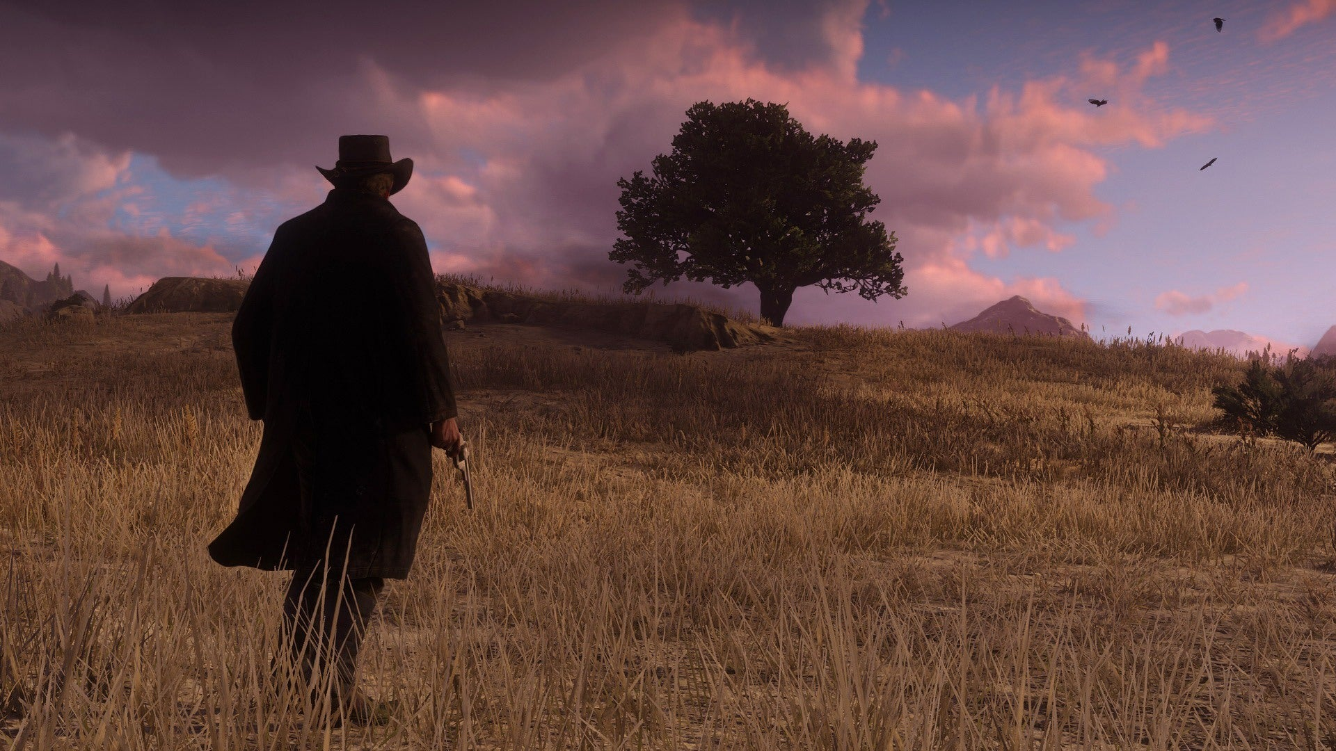 Red Dead Redemption 2 Upscales to 4K on PS4 Pro IGN