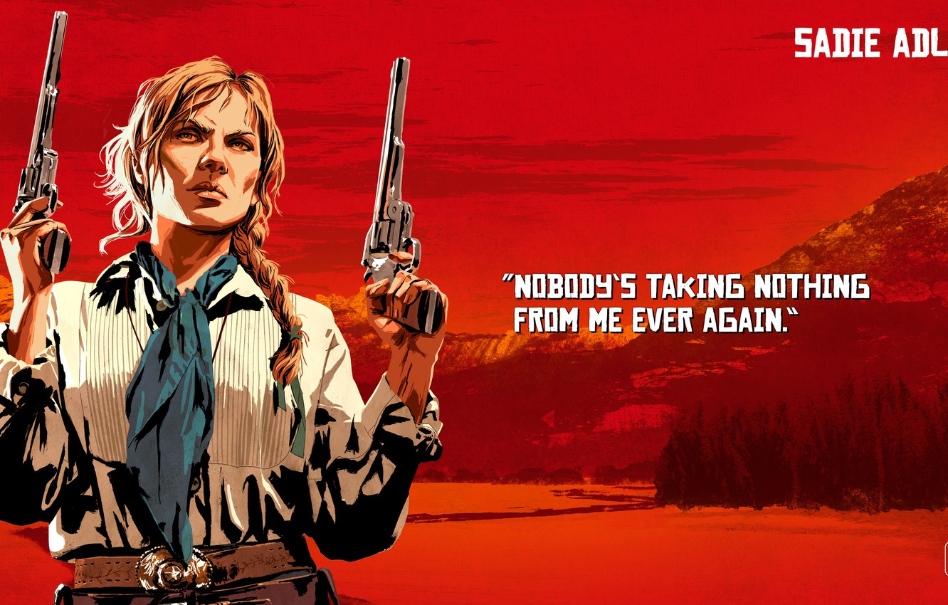 Red Dead Redemption 2 Wallpapers Posted By Ethan Mercado